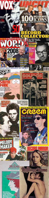 Magazine Covers