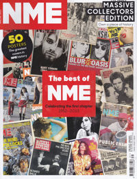 The Final News Stand NME - 29 July 2015