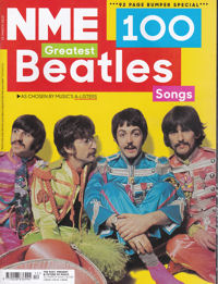 Beatle NME Cover