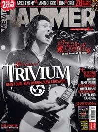 Rocklist net   Metal Hammer Albums The Year