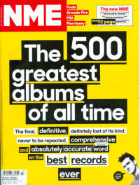 NME 500 Greatest Albums